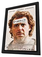 Starbuck - 11 x 17 Movie Poster - Canadian Style B - in Deluxe Wood Frame