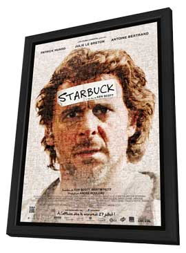 Starbuck - 27 x 40 Movie Poster - Canadian Style B - in Deluxe Wood Frame