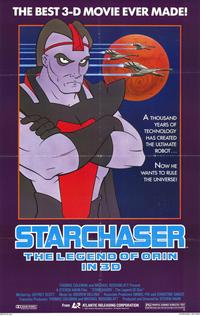 Starchaser: The Legend of Orin - 11 x 17 Movie Poster - Style A
