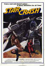 Star Crash - 27 x 40 Movie Poster - Style A