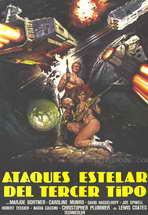 Star Crash - 27 x 40 Movie Poster - Spanish Style A