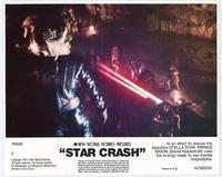 Star Crash - 11 x 14 Movie Poster - Style B