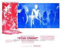 Star Crash - 11 x 14 Movie Poster - Style I