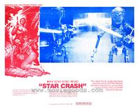 Star Crash - 11 x 14 Movie Poster - Style M