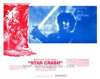 Star Crash - 11 x 14 Movie Poster - Style N