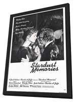 Stardust Memories - 11 x 17 Movie Poster - Style A - in Deluxe Wood Frame