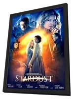 Stardust - 11 x 17 Movie Poster - Style K - in Deluxe Wood Frame