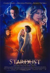 Stardust - 11 x 17 Movie Poster - Style F