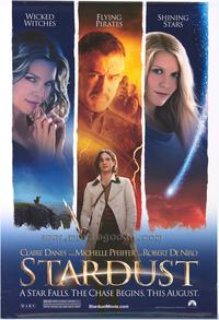 Stardust - 43 x 62 Movie Poster - Bus Shelter Style A