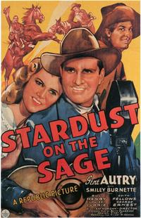 Stardust on the Sage - 11 x 17 Movie Poster - Style A