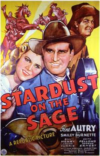 Stardust on the Sage - 27 x 40 Movie Poster - Style B