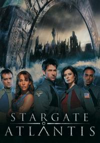 Stargate: Atlantis - 11 x 17 TV Poster - Style A
