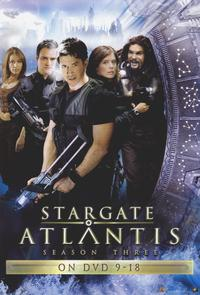 Stargate: Atlantis - 11 x 17 TV Poster - Style B