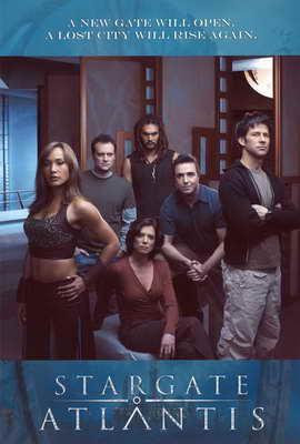 Stargate: Atlantis - 27 x 40 Movie Poster - Style A