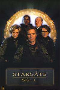 Stargate SG-1 - 11 x 17 TV Poster - Style B