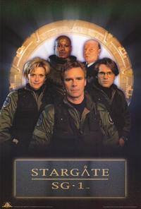 Stargate SG-1 - 27 x 40 TV Poster - Style B