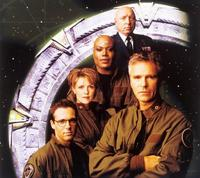 Stargate SG-1 - 8 x 10 B&W Photo #14
