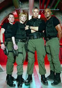 Stargate SG-1 - 8 x 10 Color Photo #53