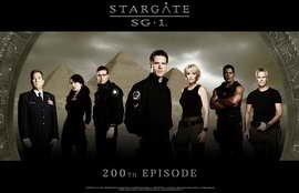 Stargate SG-1 - 11 x 17 Limited Edition 200th Episode Poster