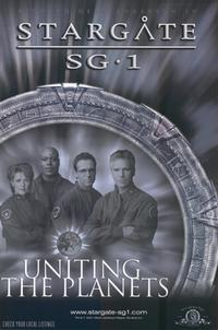 Stargate SG-1 - 11 x 17 TV Poster - Style A - Museum Wrapped Canvas