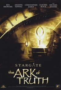 Stargate: The Ark of Truth - 27 x 40 Movie Poster - Style A
