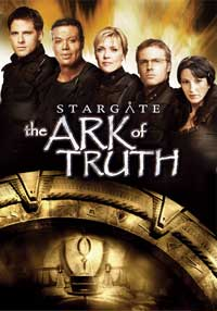 Stargate: The Ark of Truth - 11 x 17 Movie Poster - German Style A