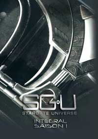 Stargate Universe (TV) - 11 x 17 TV Poster - French Style B