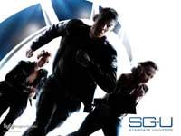 Stargate Universe (TV) - 11 x 17 TV Poster - Style C