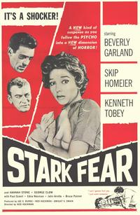 Stark Fear - 11 x 17 Movie Poster - Style A