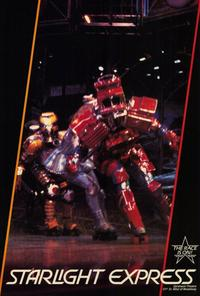 Starlight Express (Broadway) - 27 x 40 Movie Poster - Style A