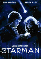 Starman - 11 x 17 Movie Poster - French Style A
