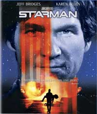 Starman - 27 x 40 Movie Poster - Style F
