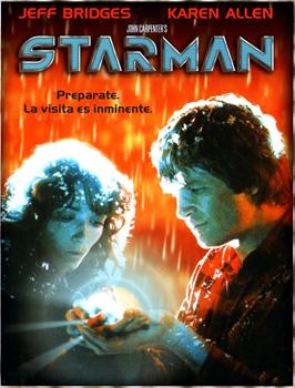 Starman - 11 x 17 Movie Poster - Spanish Style C