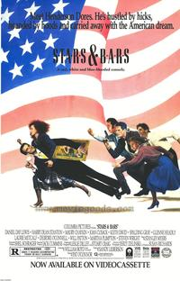 Stars and Bars - 27 x 40 Movie Poster - Style A