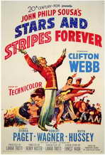 Stars and Stripes Forever - 11 x 17 Movie Poster - Style A