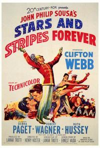 Stars and Stripes Forever - 27 x 40 Movie Poster - Style A
