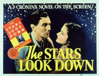 The Stars Look Down - 11 x 14 Movie Poster - Style A