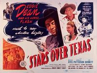 Stars Over Texas - 11 x 14 Movie Poster - Style A