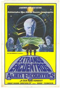 Starship Invasions - 11 x 17 Movie Poster - Spanish Style A