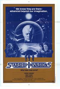 Starship Invasions - 27 x 40 Movie Poster - Style A