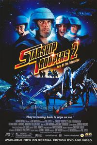 Starship Troopers 2 - 43 x 62 Movie Poster - Bus Shelter Style A