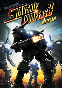 Starship Troopers 3: Marauder - 27 x 40 Movie Poster - Style A