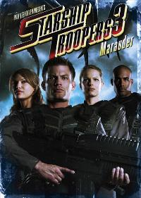 Starship Troopers 3: Marauder - 11 x 17 Movie Poster - Style B