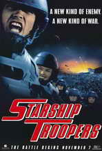 Starship Troopers - 27 x 40 Movie Poster - Style B