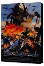 Starship Troopers - 27 x 40 Movie Poster - Foreign - Style A - Museum Wrapped Canvas