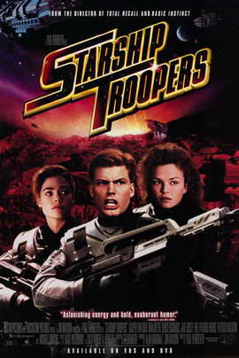 Starship Troopers - 11 x 17 Movie Poster - Style A