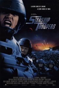 Starship Troopers - 11 x 17 Movie Poster - Style B