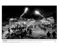 Starship Troopers - 8 x 10 B&W Photo #1