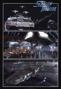 Starship Troopers - 11 x 17 Movie Poster - Style D