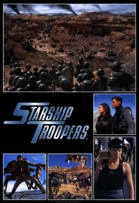 Starship Troopers - 11 x 17 Movie Poster - Style E